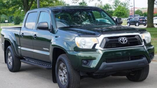 2013 Toyota Tacoma 4WD Double Cab LB V6 AT (Natl) for sale in Saline, MI