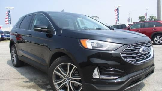2021 Ford Edge Titanium for sale in Fort Wayne, IN