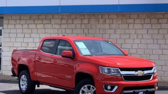 2018 Chevrolet Colorado 2WD LT for sale in Mcgregor, TX