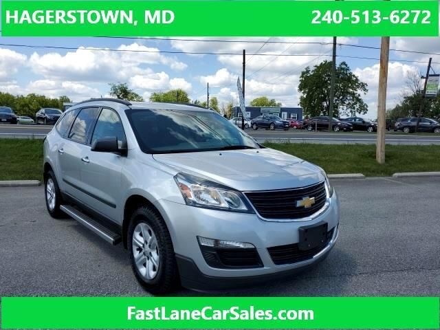 2015 Chevrolet Traverse LS for sale in Hagerstown, MD
