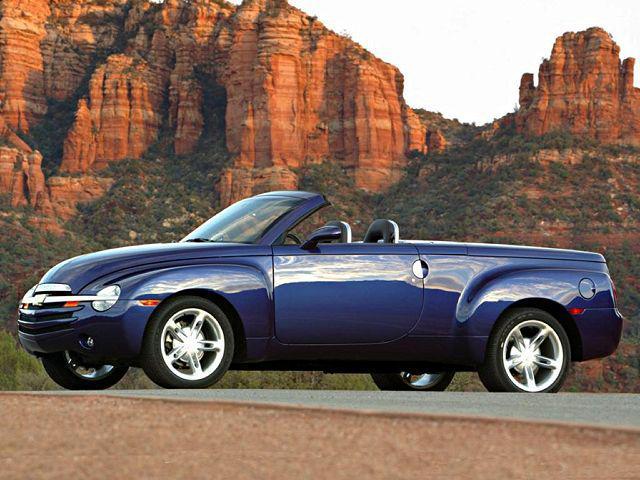 2005 Chevrolet SSR LS for sale in Pasadena, MD