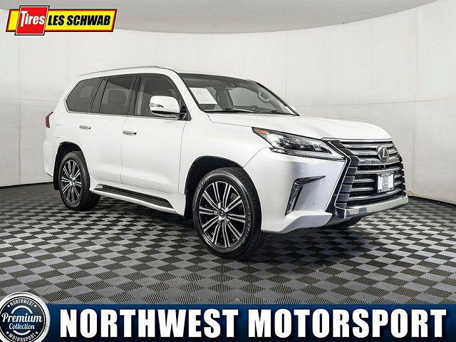 2019 Lexus LX LX 570 for sale in Puyallup, WA