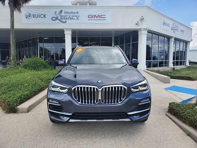 2019 BMW X5 xDrive40i for sale in Harvey, LA