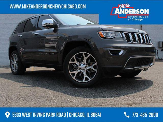 2020 Jeep Grand Cherokee Limited for sale in Chicago, IL