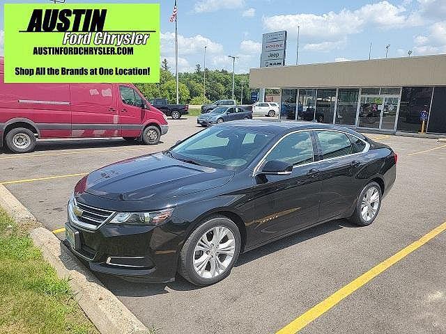 2014 Chevrolet Impala LT for sale in Austin, MN