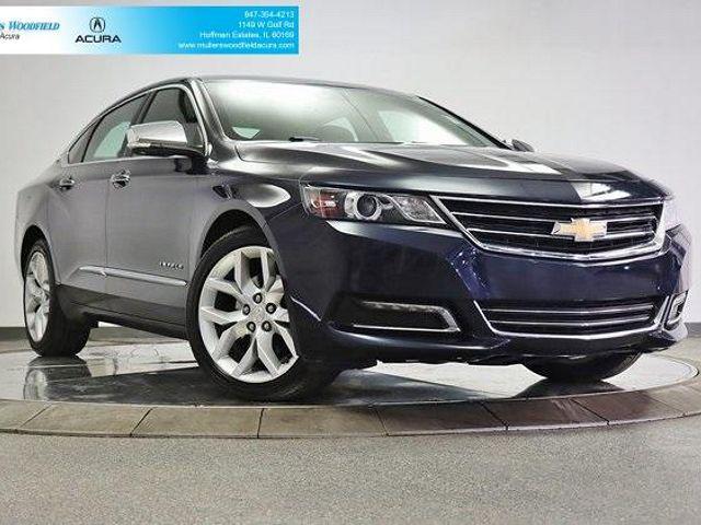 2017 Chevrolet Impala Premier for sale in Hoffman Estates, IL