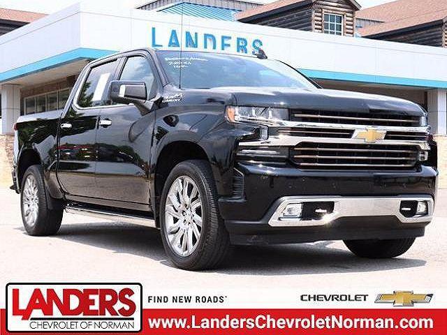 2019 Chevrolet Silverado 1500 High Country for sale in Norman, OK