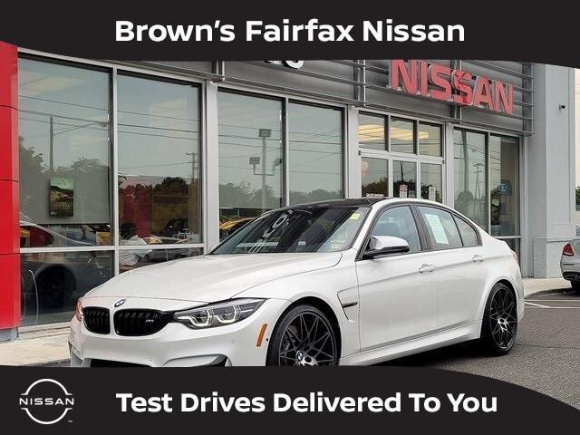 2018 BMW M3 Sedan for sale in Fairfax, VA