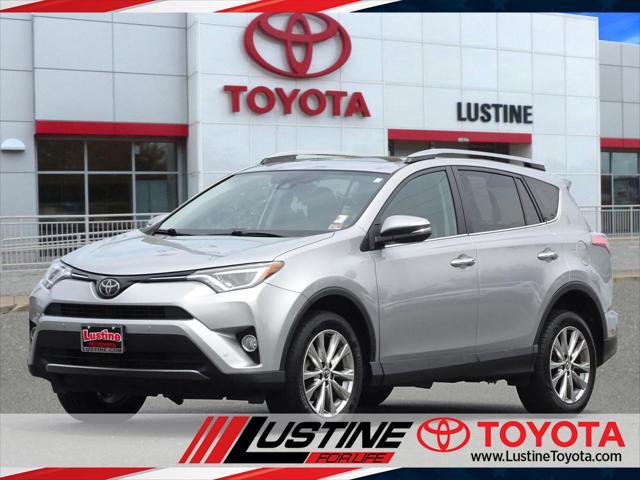 2017 Toyota RAV4 Limited for sale in Woodbridge, VA