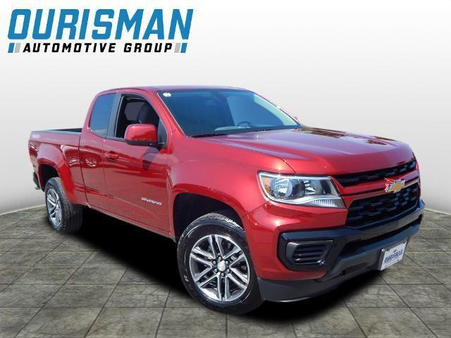 2021 Chevrolet Colorado 4WD Work Truck for sale in Rockville, MD