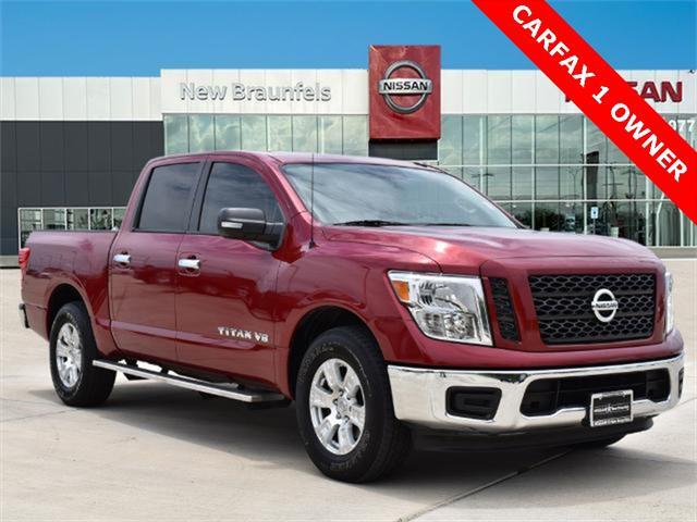 2019 Nissan Titan SV for sale in New Braunfels, TX