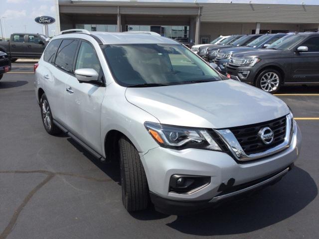 2019 Nissan Pathfinder SL for sale in Norman, OK