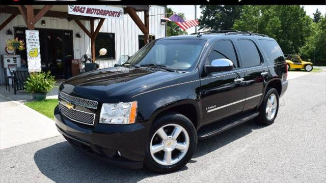 2011 Chevrolet Tahoe LTZ for sale in Willow Spring, NC