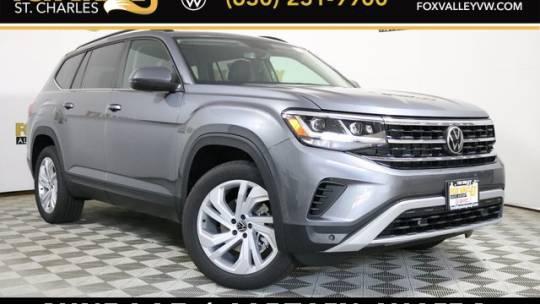 2021 Volkswagen Atlas 3.6L V6 SE w/Technology for sale in St Charles, IL