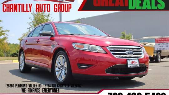 2010 Ford Taurus Limited for sale in Chantilly, VA