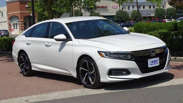 2019 Honda Accord Sedan Sport 1.5T for sale in Falls Church, VA