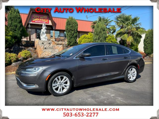 2016 Chrysler 200 Limited for sale in Milwaukie, OR