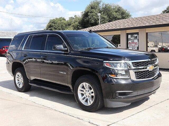 2017 Chevrolet Tahoe LT for sale in Bartow, FL