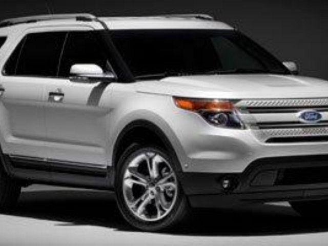 2012 Ford Explorer Limited for sale in Wichita, KS