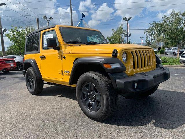 2019 Jeep Wrangler Sport for sale in Gainesville, FL