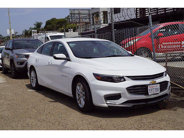 2018 Chevrolet Malibu LT for sale in San Diego, CA