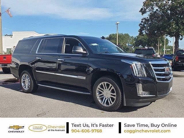 2017 Cadillac Escalade ESV 4WD 4dr for sale in Jacksonville, FL