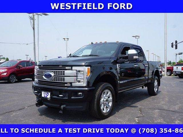 2019 Ford F-250 Platinum Edition for sale in Countryside, IL