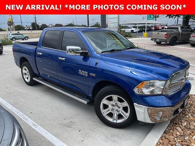 2017 Ram 1500 Lone Star Silver for sale in San Antonio, TX