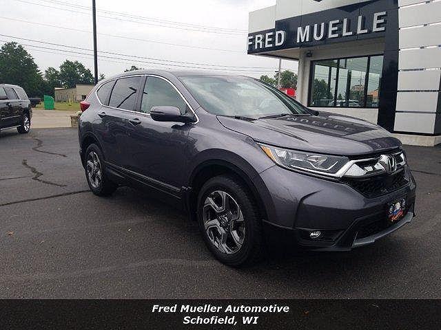 2019 Honda CR-V EX-L for sale in Schofield, WI