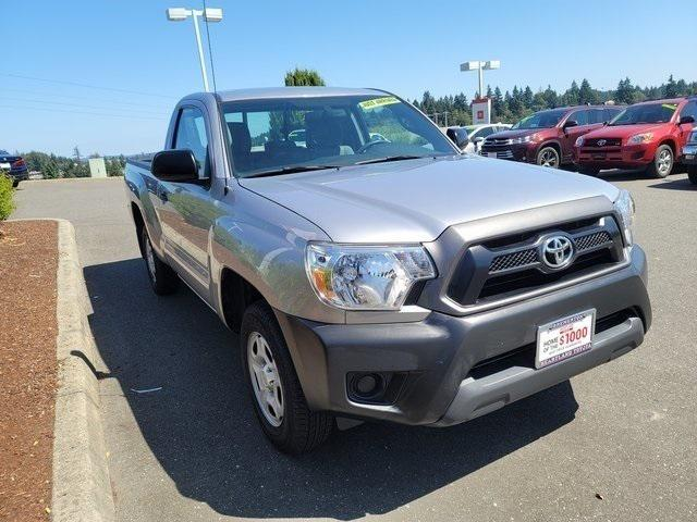 2014 Toyota Tacoma 2WD Reg Cab I4 AT (Natl) for sale in Bremerton, WA