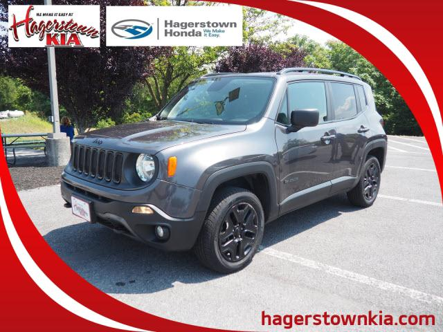 2018 Jeep Renegade Upland Edition for sale in Hagerstown, MD