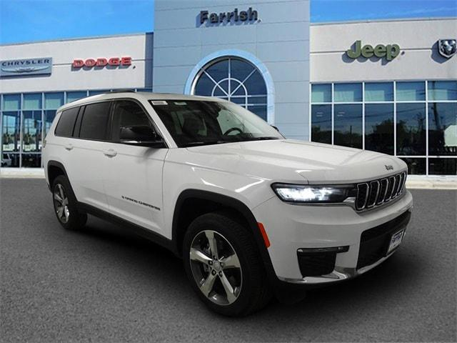 2021 Jeep Grand Cherokee Limited for sale in Fairfax, VA