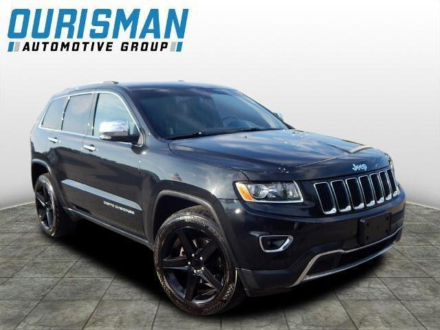 2015 Jeep Grand Cherokee Limited for sale in Rockville, MD