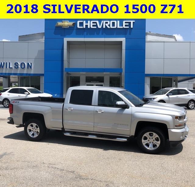 2018 Chevrolet Silverado 1500 LT for sale in Winnsboro, SC
