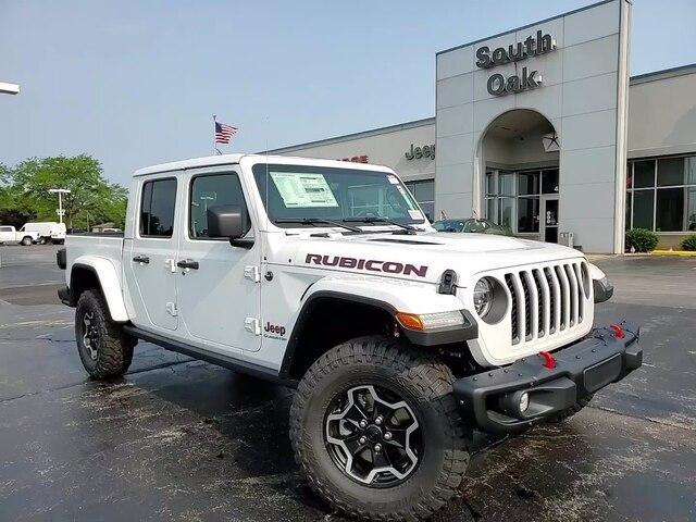 2021 Jeep Gladiator Rubicon for sale in Matteson, IL