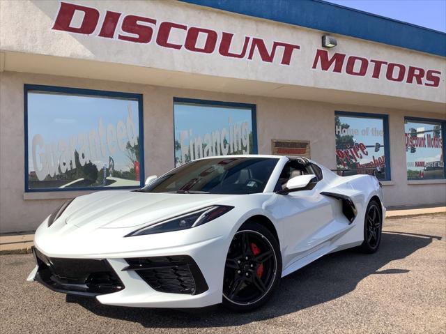 2020 Chevrolet Corvette 1LT for sale in Pueblo, CO