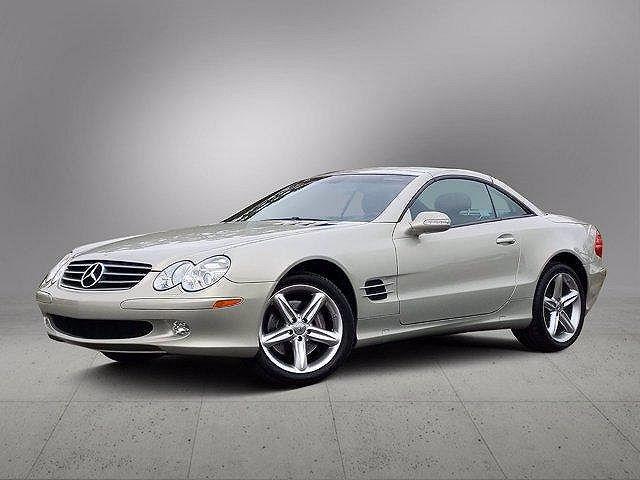2003 Mercedes-Benz SL-Class 2dr Roadster 5.0L for sale in Ventura, CA