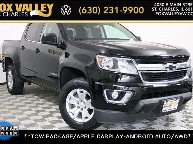 2019 Chevrolet Colorado 4WD LT for sale in Saint Charles, IL