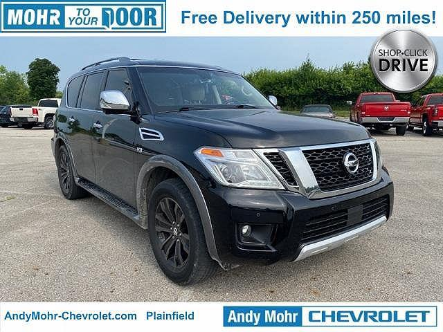 2017 Nissan Armada Platinum for sale in Plainfield, IN