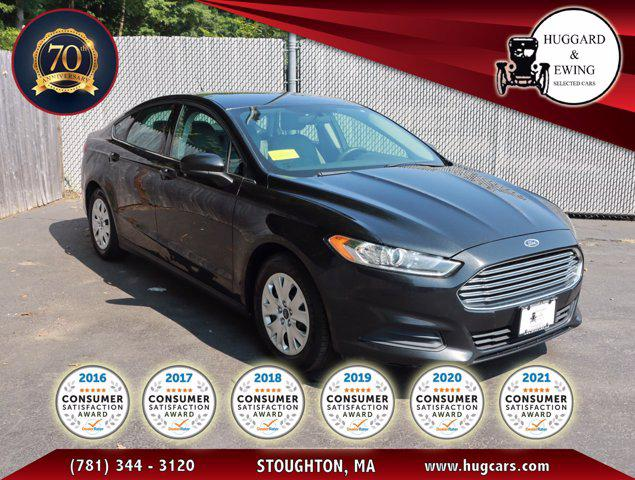 2013 Ford Fusion S for sale in Stoughton, MA