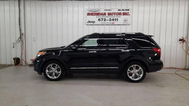 2014 Ford Explorer Limited for sale in Sheridan, WY