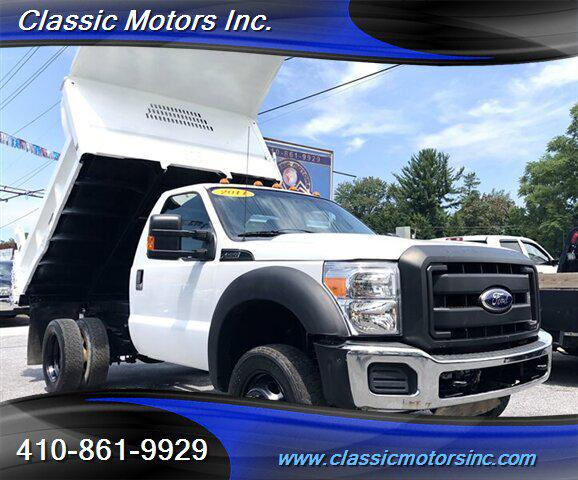 2011 Ford F-550 XL/XLT for sale in Finksburg, MD