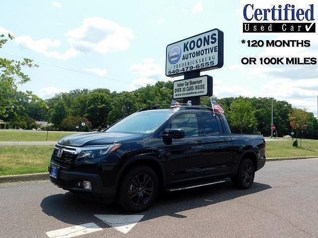 2019 Honda Ridgeline Sport for sale in Fredericksburg, VA