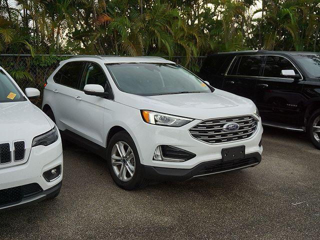 2019 Ford Edge SEL for sale in Bonita Springs, FL