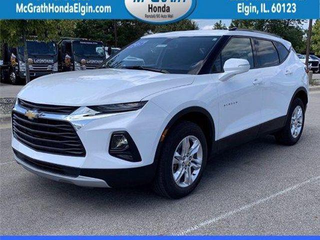 2019 Chevrolet Blazer FWD 4dr for sale in Elgin, IL
