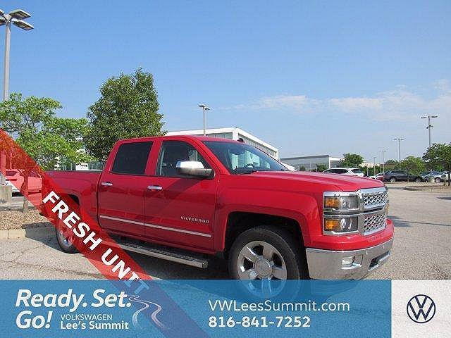 2014 Chevrolet Silverado 1500 LTZ for sale in Lee's Summit, MO