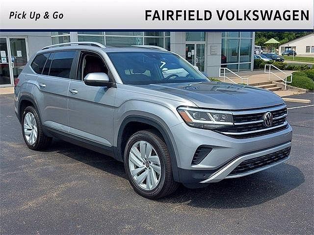 2018 Volkswagen Atlas 3.6L V6 SEL for sale in Cincinnati, OH