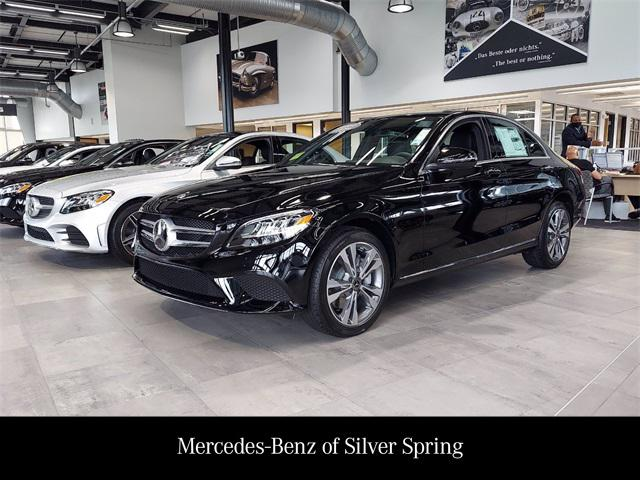 2021 Mercedes-Benz C-Class C 300 for sale in Silver Spring, MD