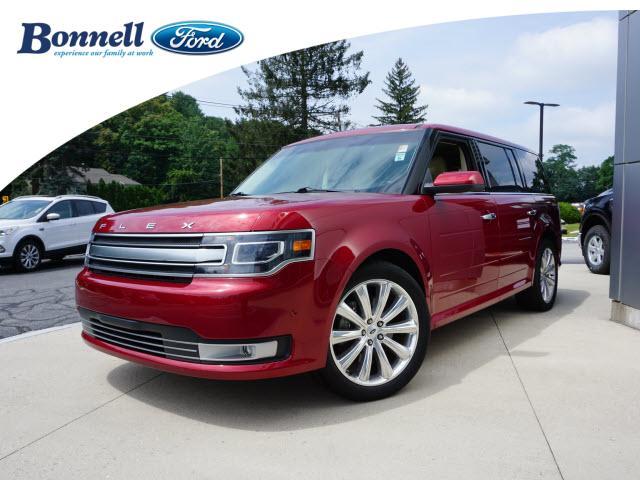 2018 Ford Flex Limited EcoBoost for sale in Winchester, MA
