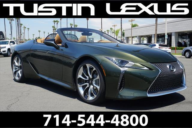 2021 Lexus LC LC 500 for sale in Tustin, CA